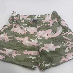 Women's guy Harvey camo shorts size 4